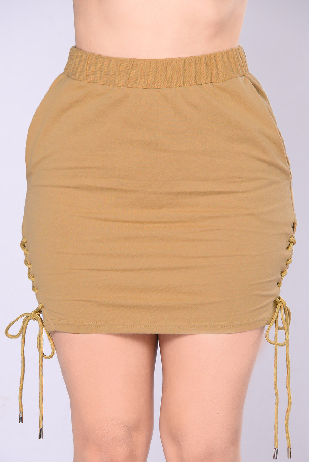 Free Your Soul Skirt - Olive