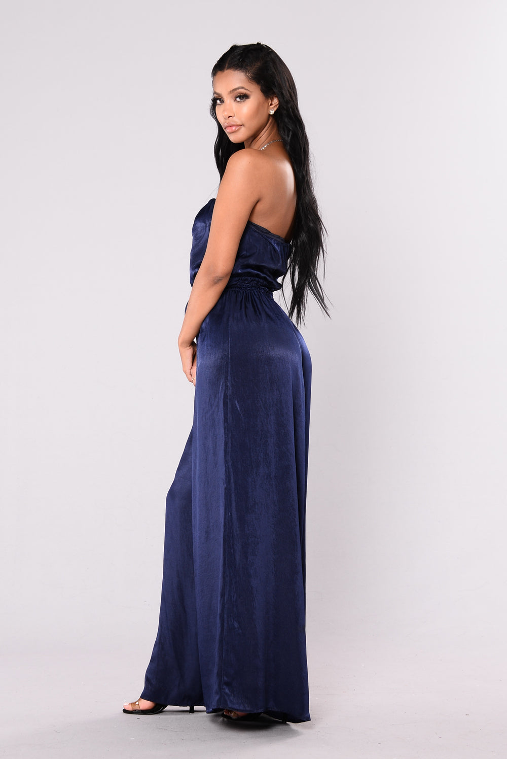 Fancy Jumpsuit - Navy
