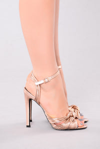 Stolen Dream Heel - Rose Gold