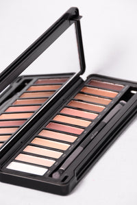 Profusion Cosmetics: Pro Tin Eyes Palette - Natural