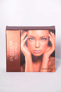 Profusion Cosmetics: Face & Body Bronzer Kit - Bronze