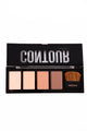 Profusion Cosmetics : Absolute To Go Contour Palette - Warm