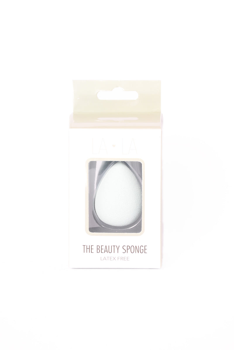 Teardrop Beauty Blending Sponge - Blue