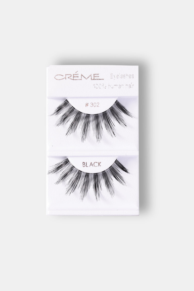 Dollface Lashes - Black