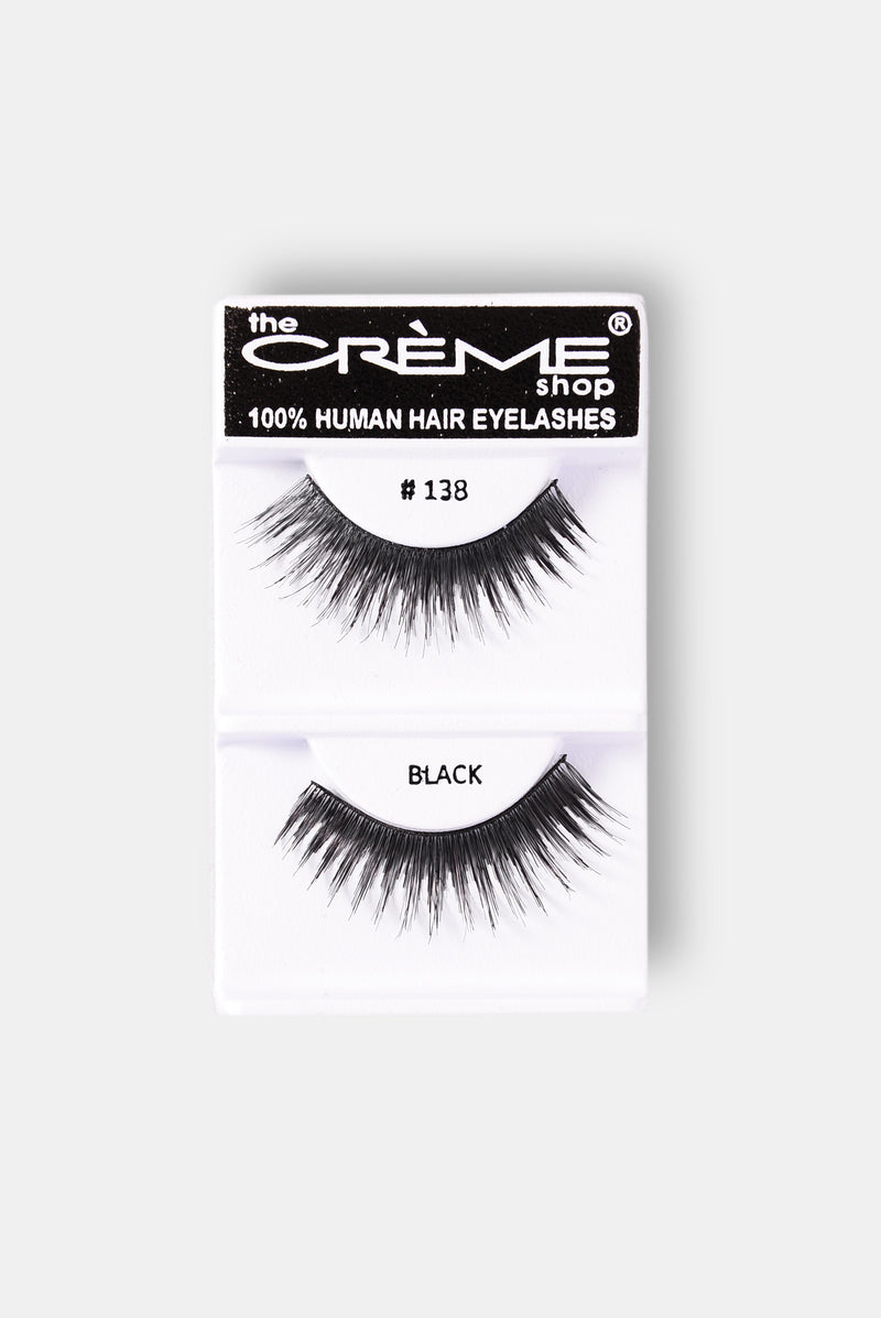 Giselle Lashes - Black