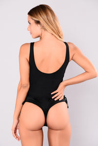 Wendy Swimsuit - Black