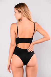 Rachel Swimsuit - Black