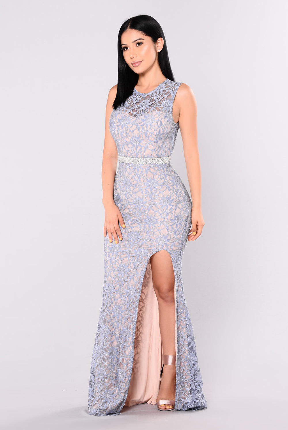 Maeve Maxi Dress - Lavender