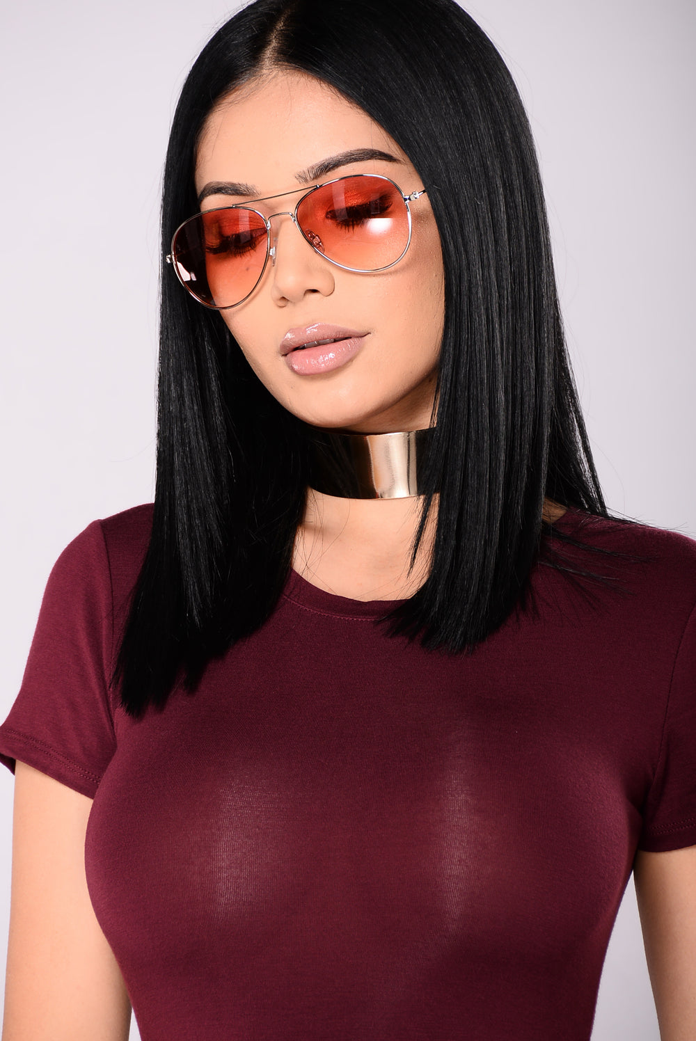 Moonstone Beach Sunglasses - Silver/Pink