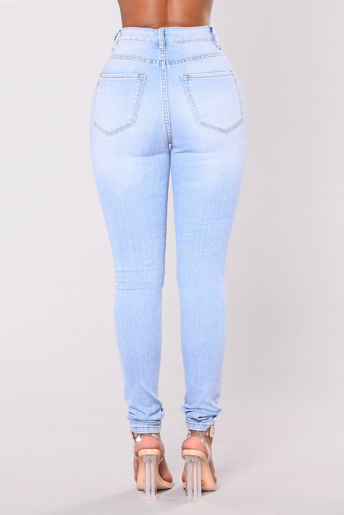 Express Yourself Jeans - Light