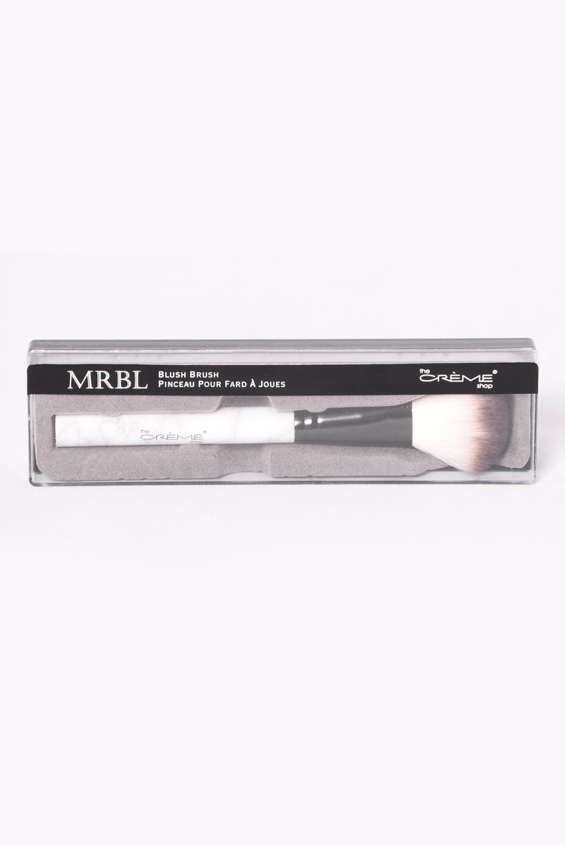 MRBL Collection: Blush Brush - Marble
