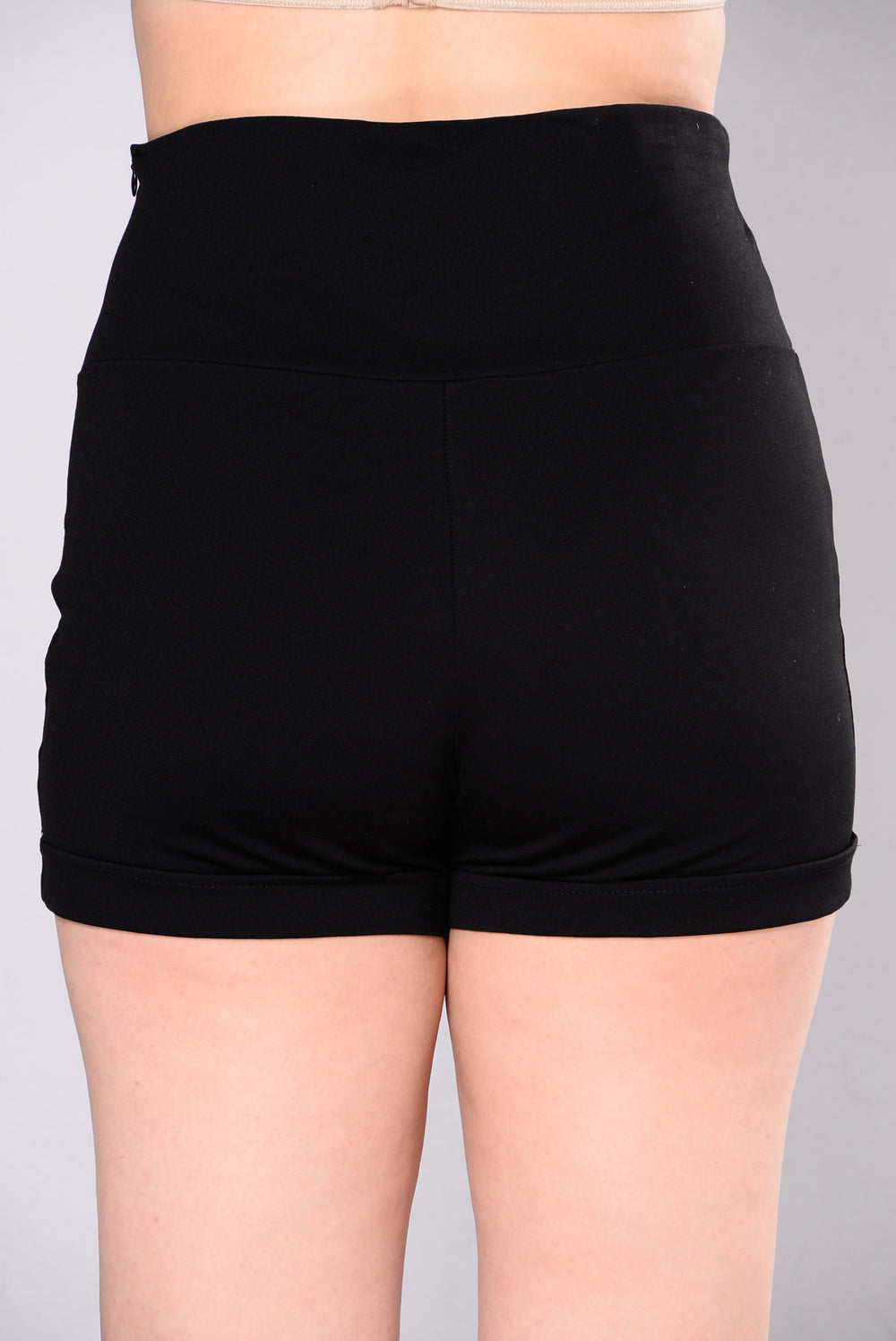 You Got This Shorts - Black