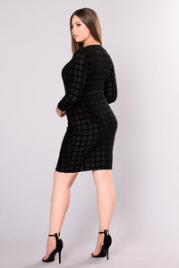 Loyalty Dress - Black