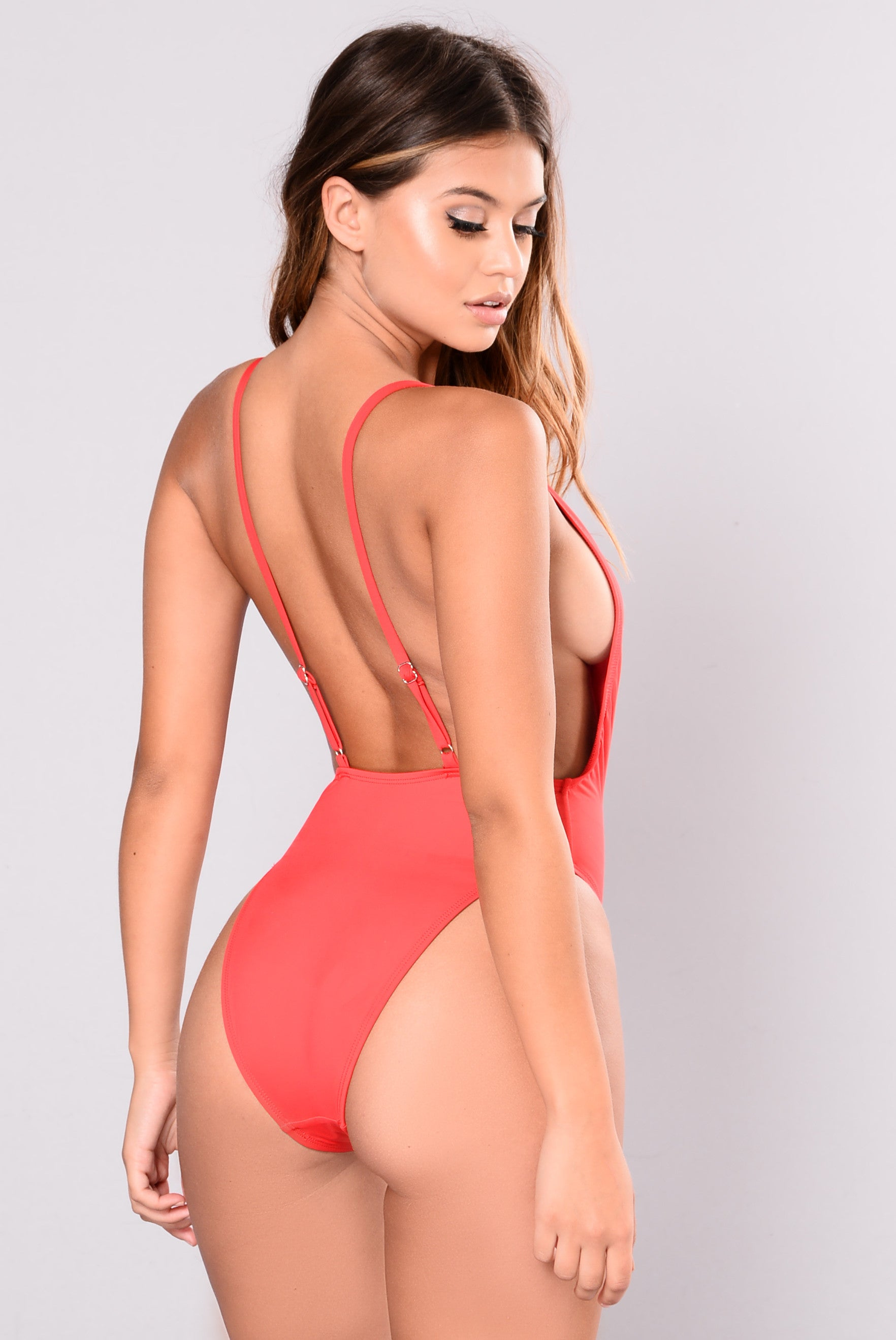 3793e8c680 Sunburst Swimsuit - Red