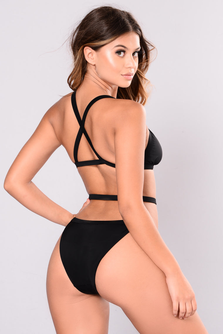 Courtney Swimsuit - Black