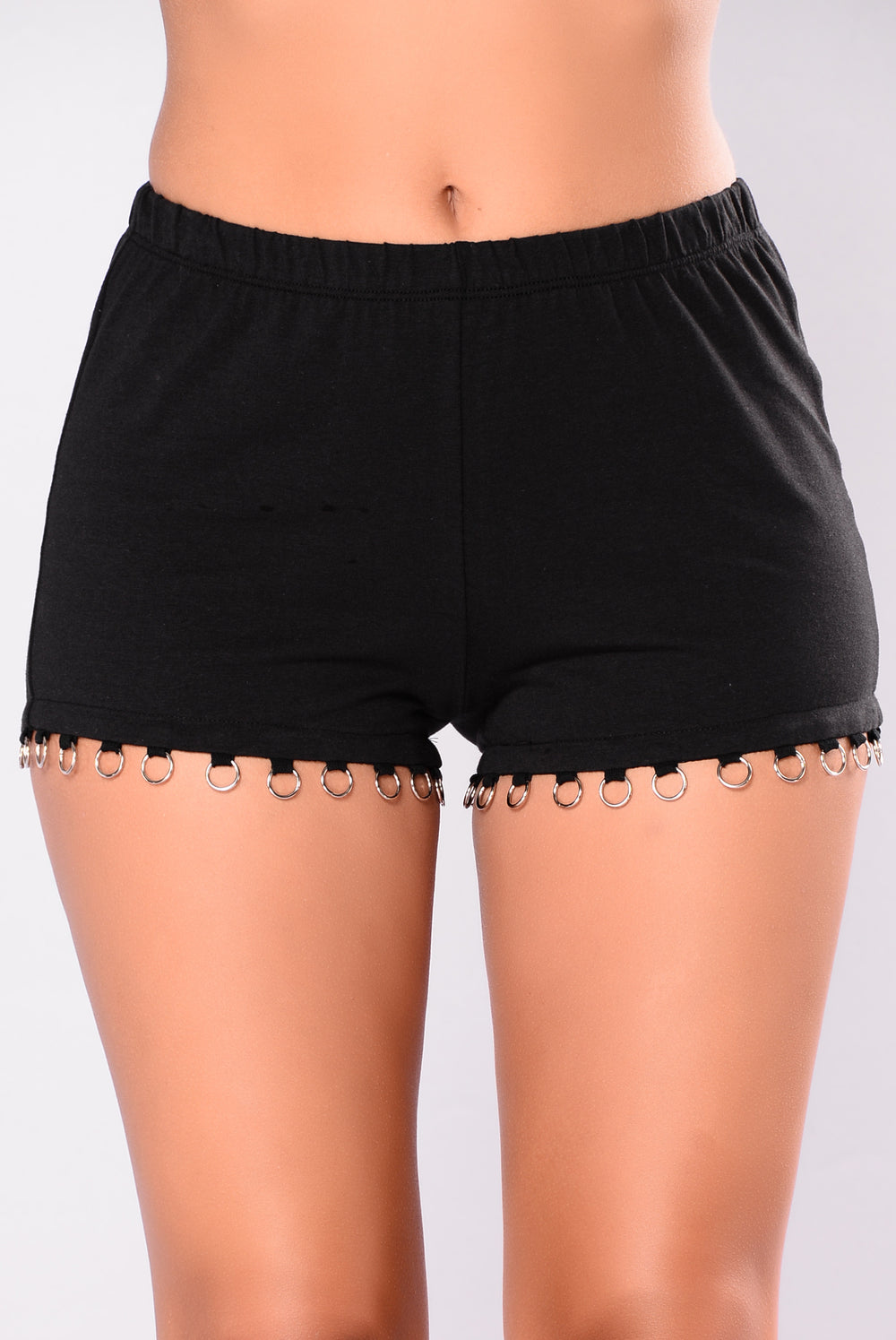 All Of Us Shorts - Black