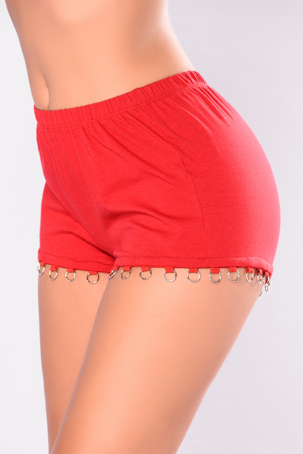 All Of Us Shorts - Red