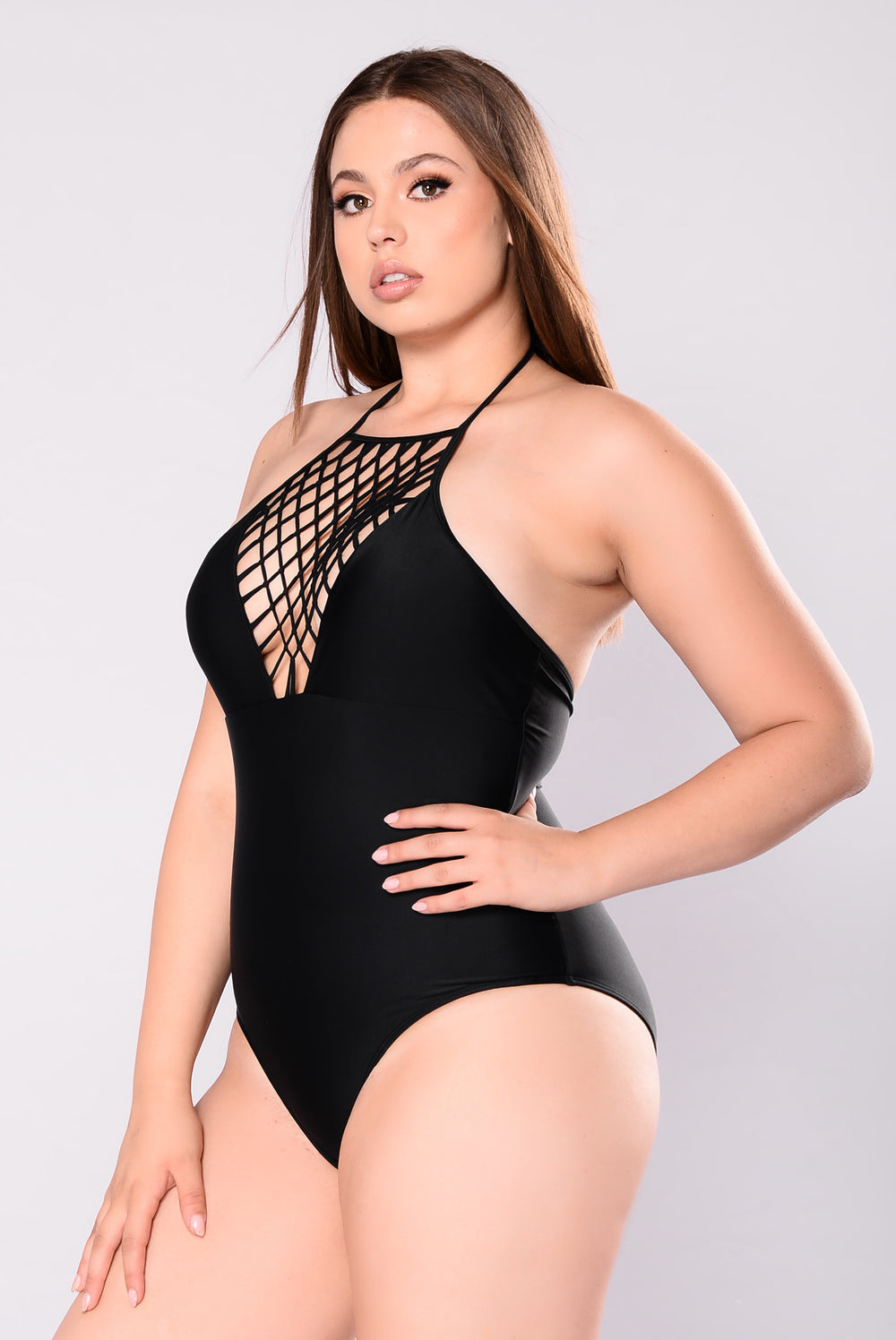 Gaia Swimsuit - Black