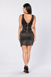 Mirage Dress - Black