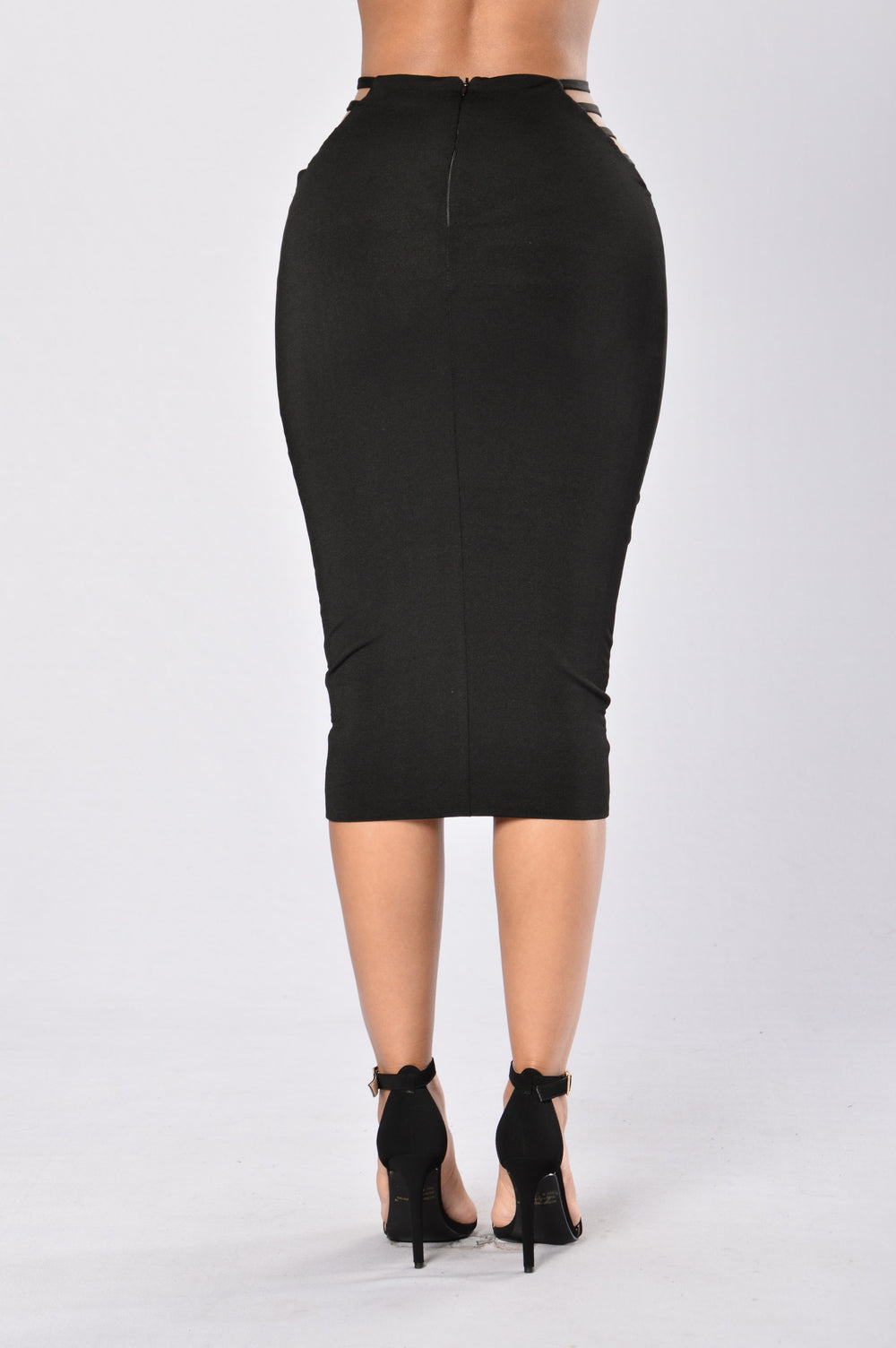 Guilty Pleasure Skirt - Black