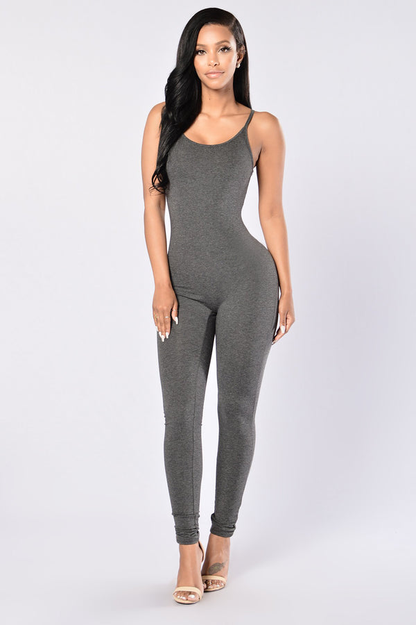 854d2b30572b Nova Season Jumpsuit - Charcoal