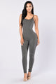 Nova Season Jumpsuit - Charcoal