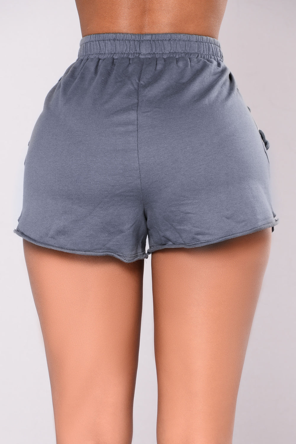 A Place Like This Shorts - Denim Blue