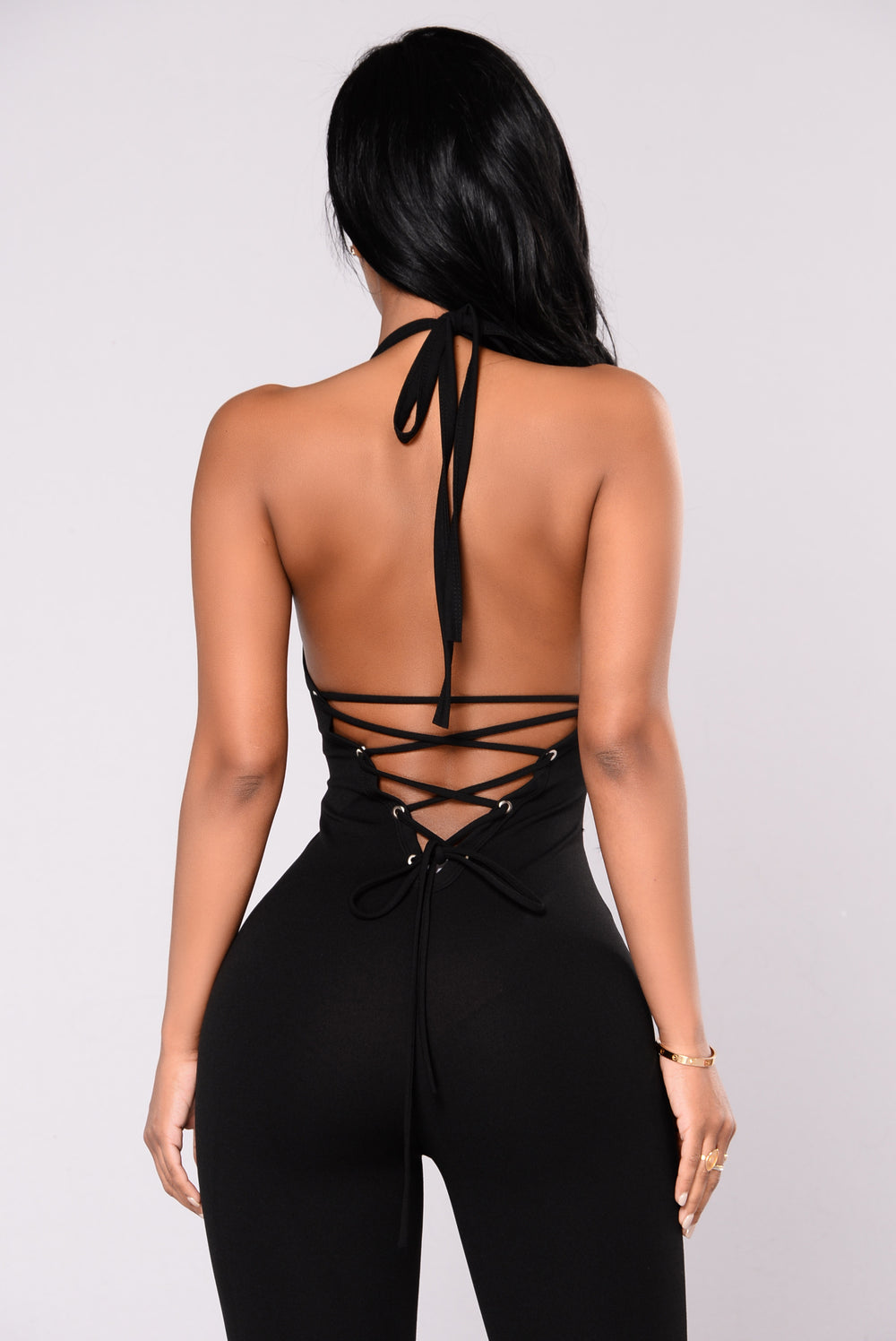 Dominica Jumpsuit - Black