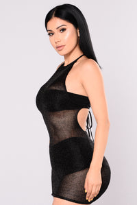 Club Hopper Dress - Black
