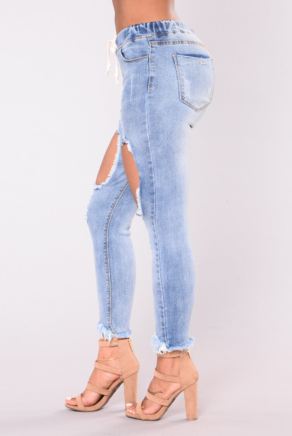 Charley Jeans - Light Blue