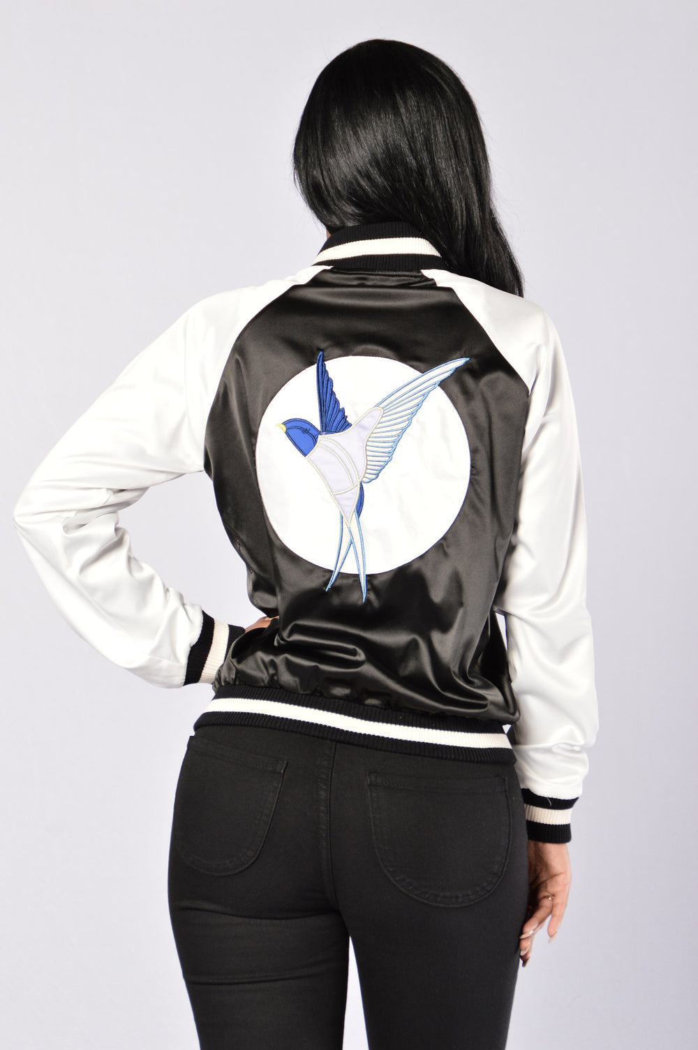 Free Bird Jacket - Black