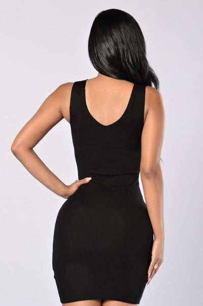Ollie Dress - Black