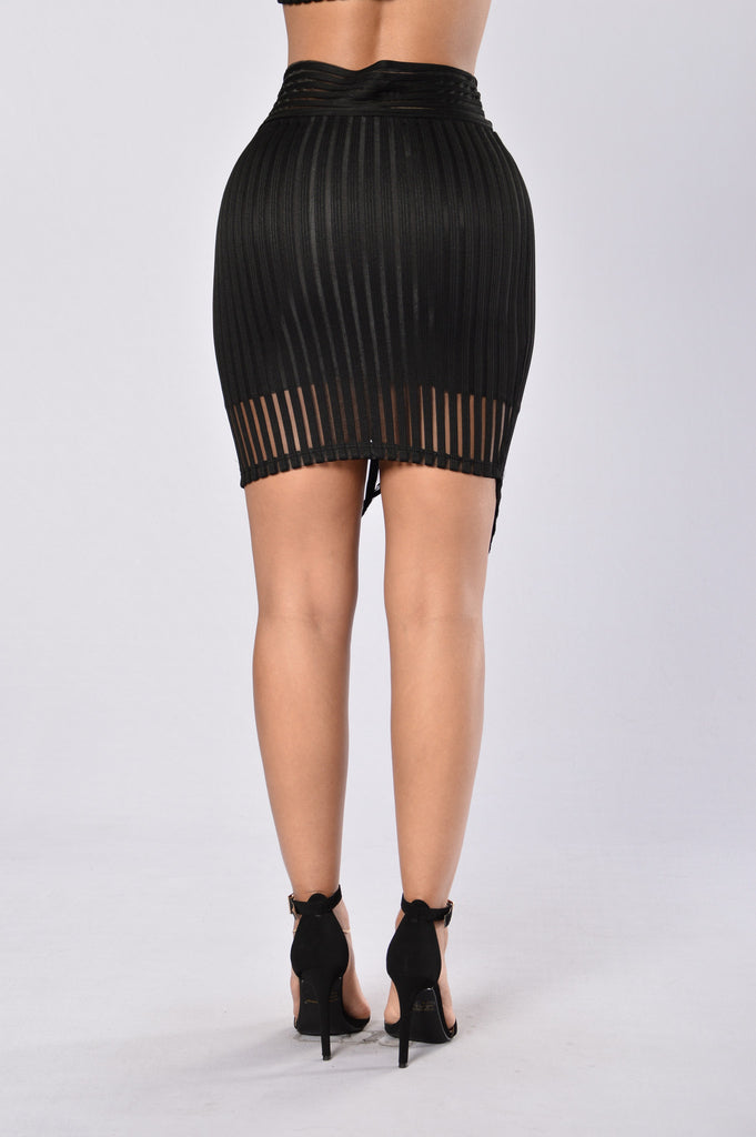 I Gotchu Skirt - Black