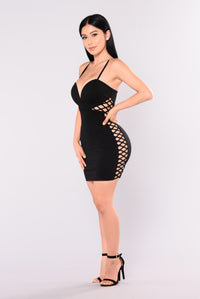 Roscio Dress - Black