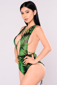 Mariana Bodysuit - Green