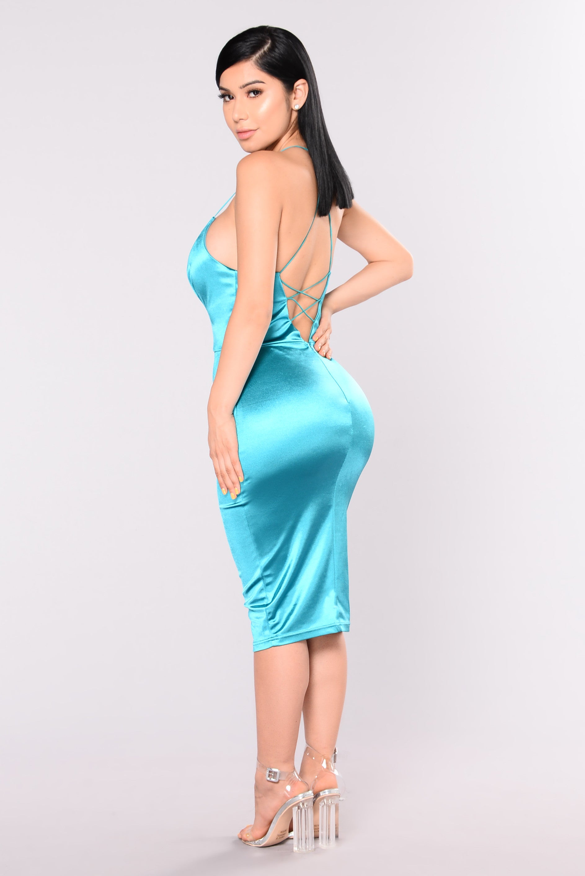 KoKo Satin Dress