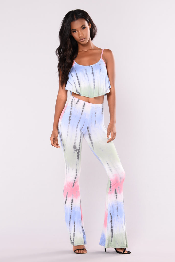 Broadway Tie Dye Set - Multi