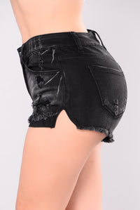 Snag My Short - Black