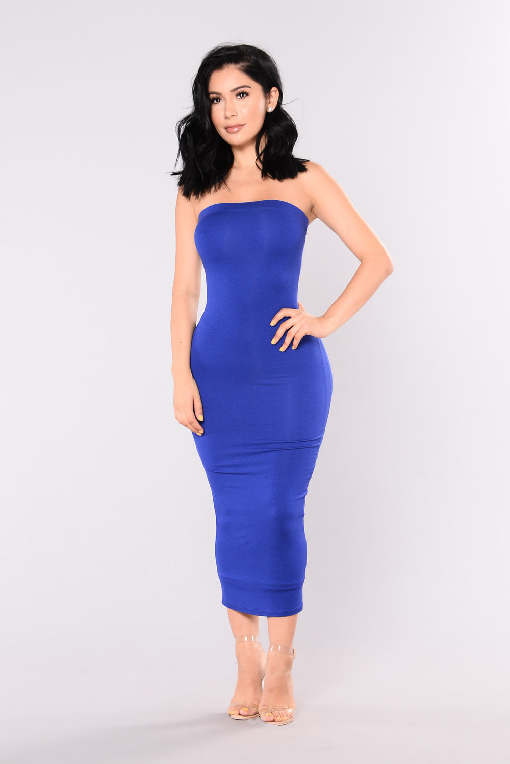 Eva Dress Royal