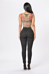 Tropic Thunder Bodysuit - Multi