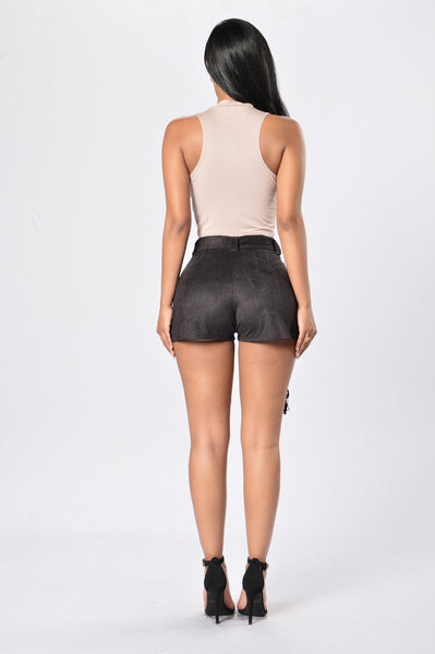 Indian Summer Shorts - Black