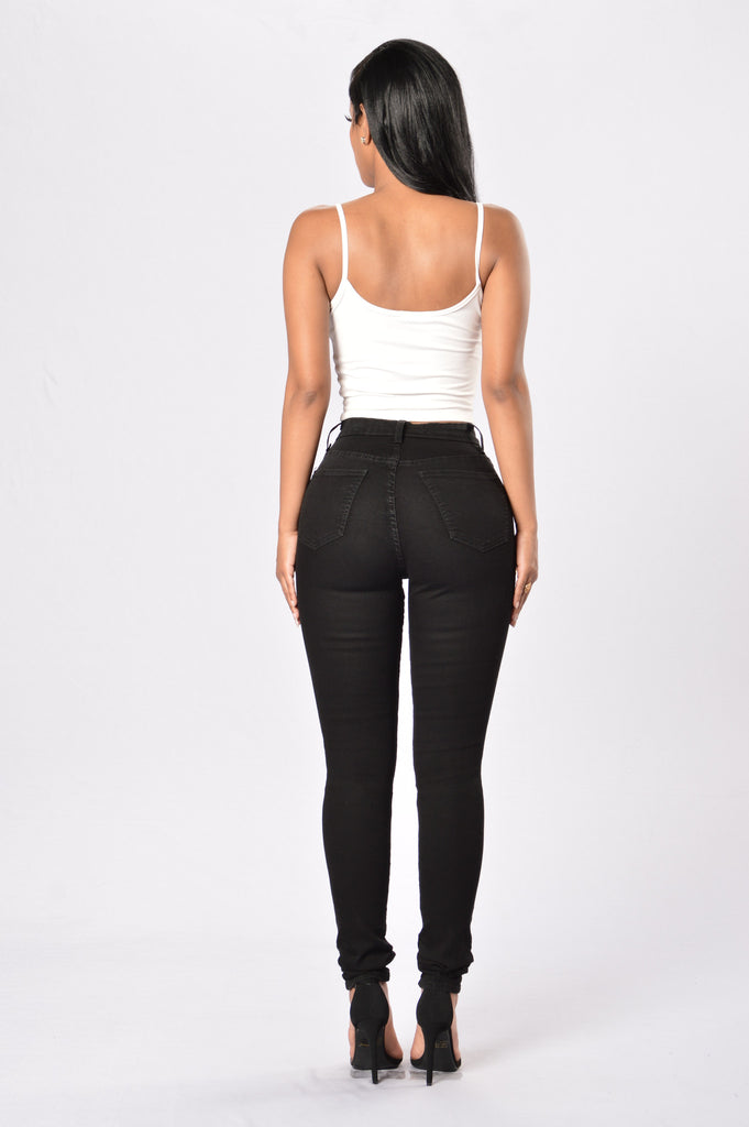 One That I Want Jeans - Black