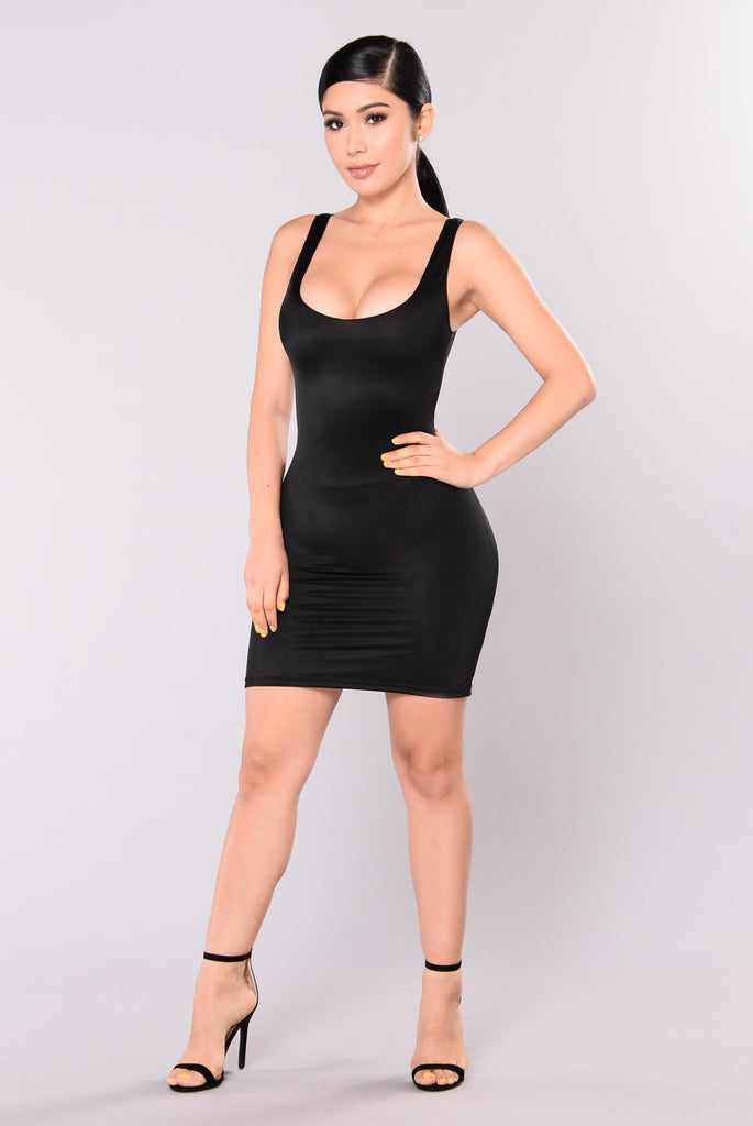 Jaina Shaping Body Liner - Black