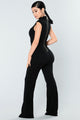 Art Of Persuasion Jumpsuit - Black