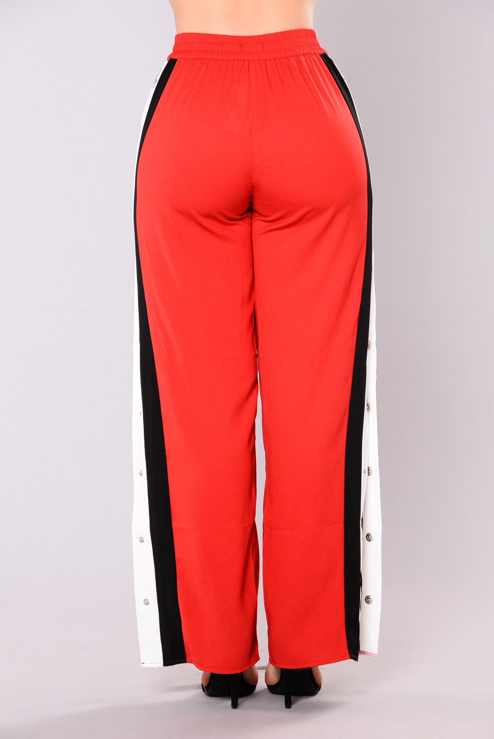 Electro Magnetic Pants - Red/Black