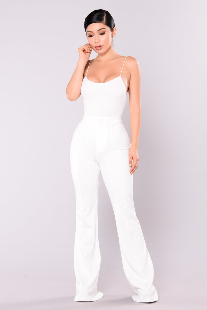Karmen Trouser Pants - Off White