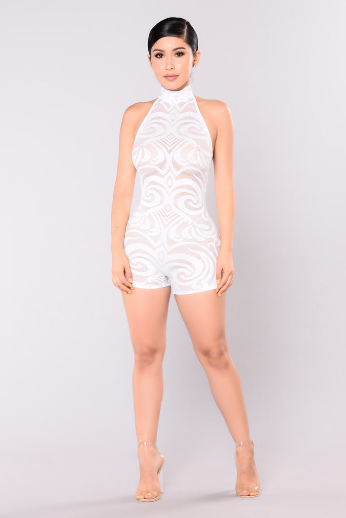 Martina Rompers - White