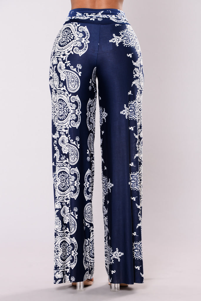 Leah Pants - Navy