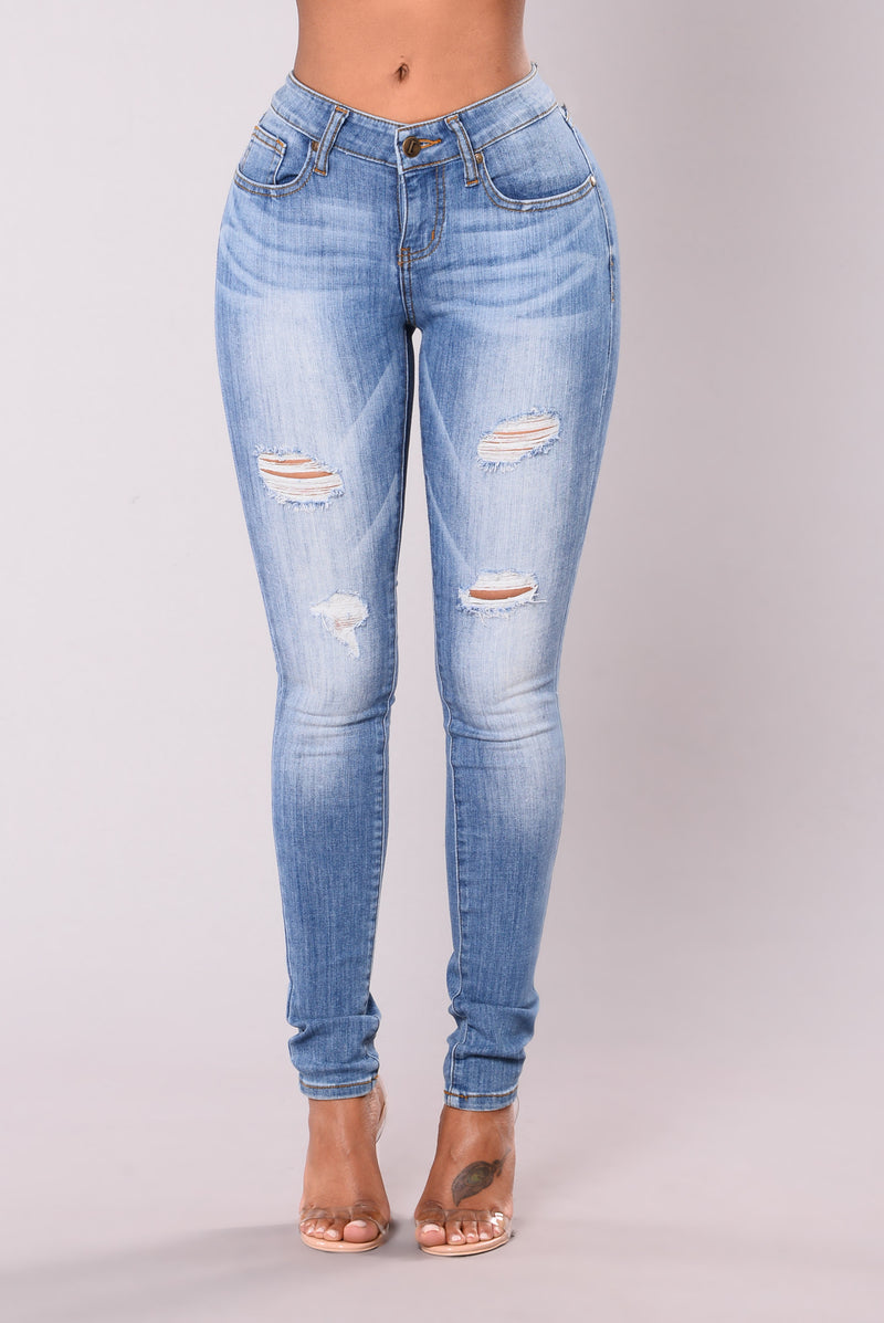 Edward Jeans - Light Blue