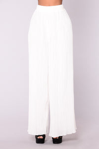 Polly Pants - White